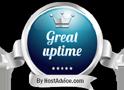 HostAdvice Great Uptime Award for INSIGHT TECHNOLOGY LLC